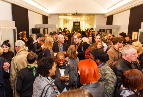 Launch of New Art West Midlands, 2015
