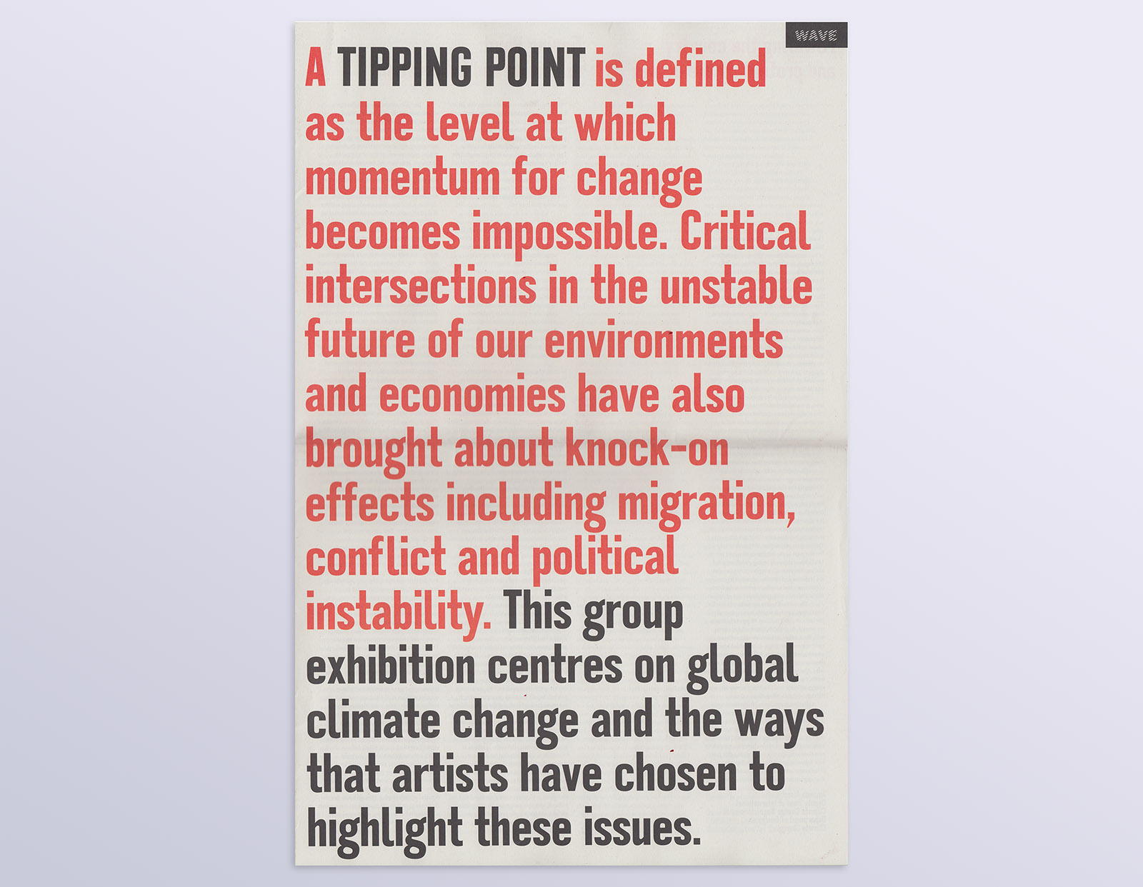 WAG Tipping Point Cover new